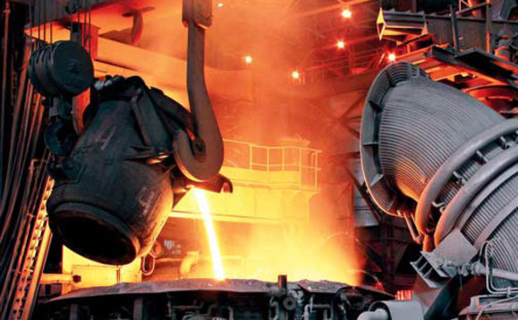 Steelmaking is responsible for seven per cent of global emissions