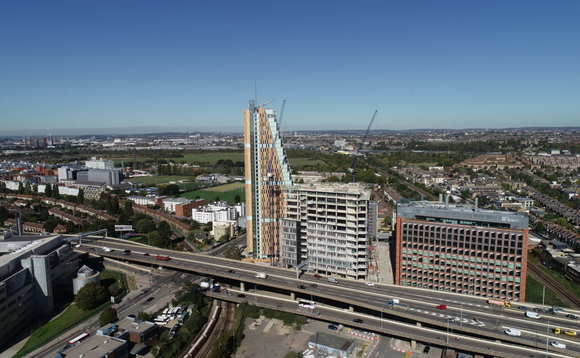 Imperial College's White City Campus is set to become home to one of the world's leading clean tech R&D hubs / Credit: Imperial College