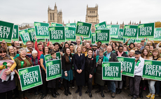 Green Party celebrates 60 per cent vote surge