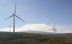 EDF's 4.1MW Burnfoot Hill wind farm in central Scotland