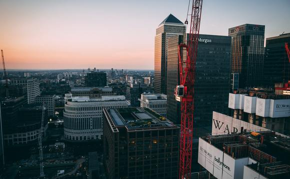Canary Wharf stands at the centre of London's financial hub | Credit: Matthew Foulds