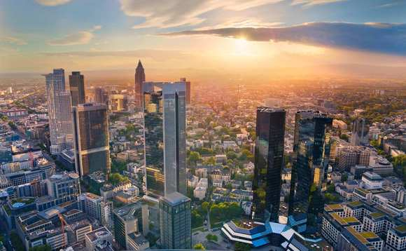 Frankfurt is among the G7 financial centres assessed in the benchmark