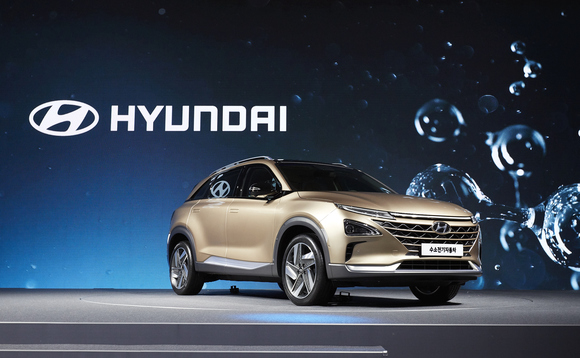 Hyundai is planning to launch a new hydrogen SUV next year - but hints its long-term future may be in electric technology | Credit: Hyundai