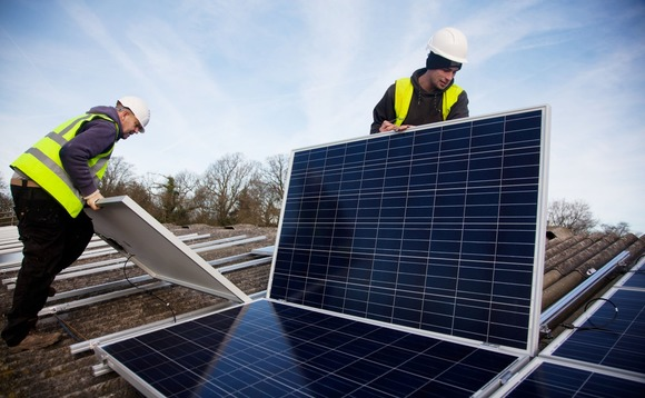 Balcombe 'fracking village' to go 100 per cent solar power