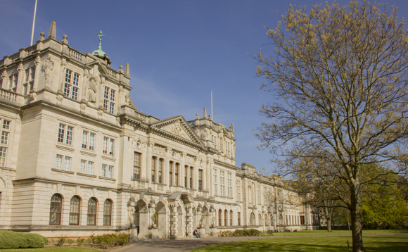Cardiff University is one of the participants in the Modern Energy Partners trial | Credit: Jeremy Segrott