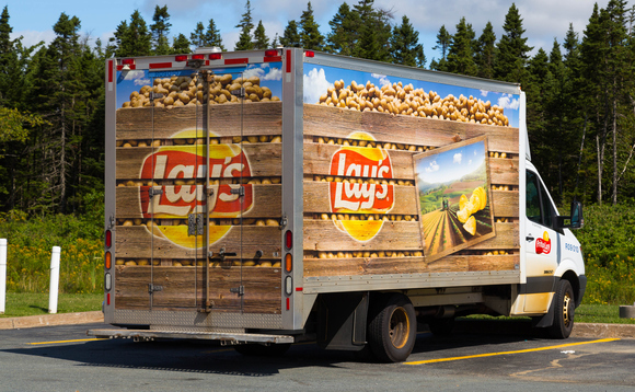 Frito-Lay is switching to electric trucks in a bid for zero emission operations | Credit: mikeinlondon