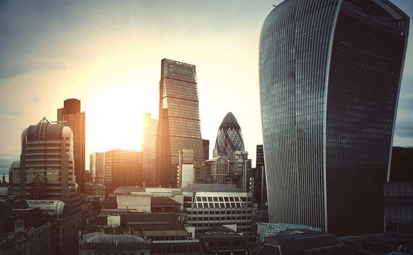 London's financial district is being primed to become a leading hub for green finance