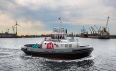 Artist impression of the envisaged 'HydroTug' | Credit: BeHydro
