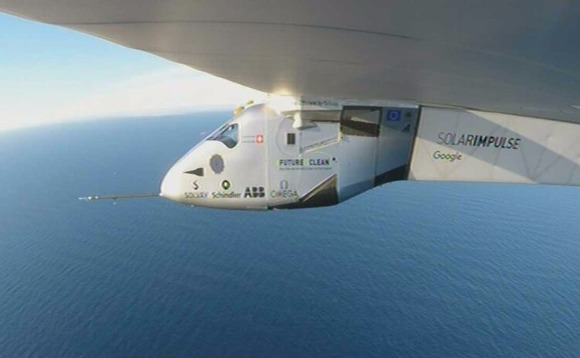 Solar Impulse completes historic round-the-world solar-powered flight