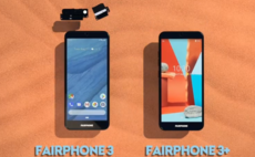The Fairphone 3 Plus
