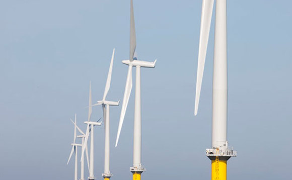 UK wind power hits new heights