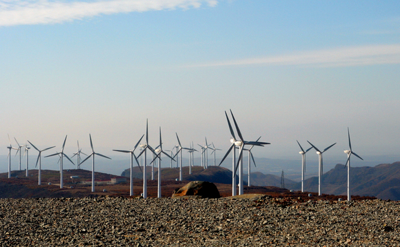 China is rapidly becoming a world leader in wind energy. This 20-turbine plant was built in Northern China under Jaguar Land Rover's carbon offset scheme | Credit: Jaguar Land Rover