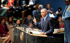 Cameron and Obama at the UN Climate Change Summit - Live blog