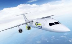 Low carbon flight? Airbus, Rolls-Royce, Siemens partner on electric plane project