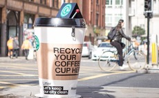 Hubbub hails success of coffee cup recycling trials