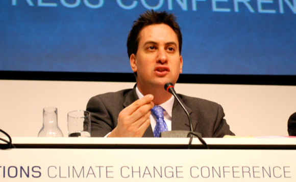 Ed Miliband previously served in government as Energy and Climate Change Secretary from 2008-10