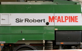 Sir Robert McAlpine targets net zero carbon 'within five years'