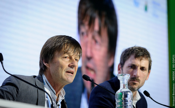 'The most difficult decision of my life': French Environment Minister Nicolas Hulot quits government