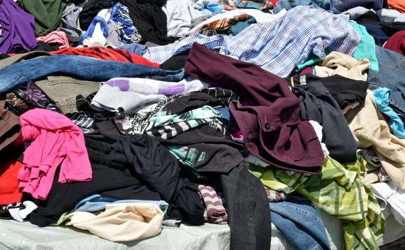 The fashion industry is set to miss its 2020 targets on waste reduction | Credit: Bicanski