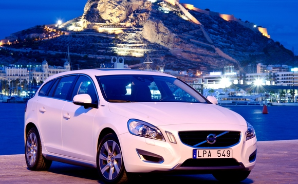 Volvo V60: Not just another plug-in hybrid