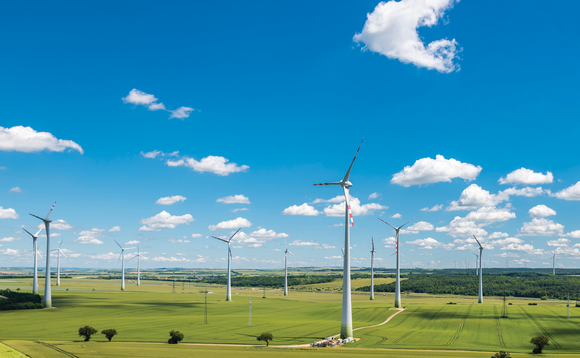 Wind energy provided a record high contribution to Europe's energy mix in 2020