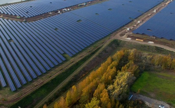Solarcentury is aiming big when it comes to renewable power | Credit: Solarcentury