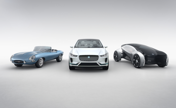 Jaguar Land Rover is the latest carmaker to pledge an electric switch | Credit: Jaguar Land Rover