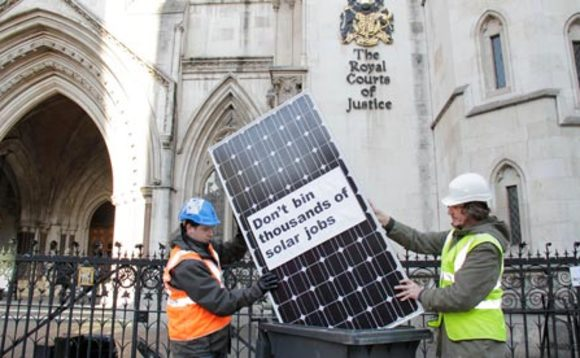 "Legal row escalates as solar firms slam government over ""inflated"" cost claims"