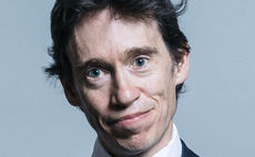 Rory Stewart: 'We are facing a climate cataclysm'