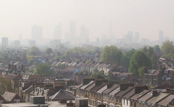 248 hospitals in UK located in areas with particle pollution above WHO guidelines, the research suggests