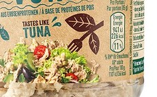 Vegan tuna launches Nestle's voyage into seafood alternatives