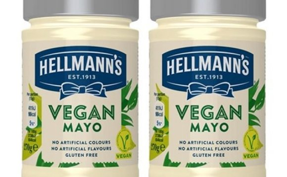 Hellmann's launches vegan mayo in the UK
