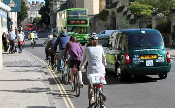 Clegg dishes out £114m in cycling infrastructure funding