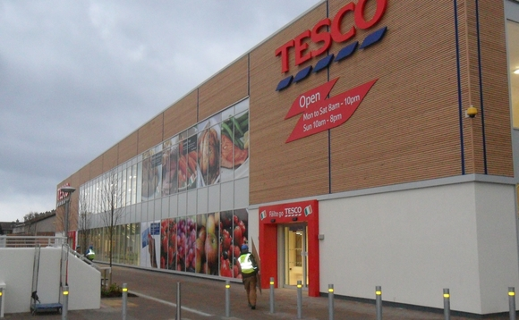Tesco and Amazon lead latest green energy procurement push
