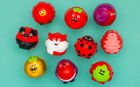 Comic Relief goes green with plant-based plastic red nose