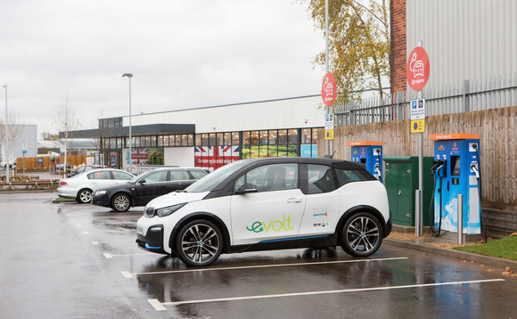 17 rapid EV chargers across 10 retail sites are set to be installed under the partnership | Credit: Engenie