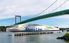 The zero emission ferry will recharge at terminals | Stena Line