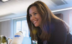 "Louise Werner, director of future packaging at The Absolut Company, is part of a team preparing a pilot of its first-generation package, for its Absolut Mixt ""cooler"" product line, in an undeclared market this spring / Credit@ The Absolut Company"