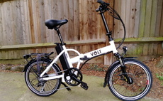 Review: Volt Metro folding e-bike