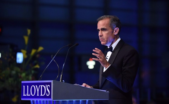 Mark Carney is worried the UK's financial system is unprepared for the threat posed by climate change