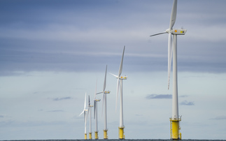Shell and Vattenfall's Egmond aan Zee project | Credit: Stuart Conway