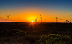 Jeffreys Bay wind farm in South Africa | Credit: Mainstream Renewable Power
