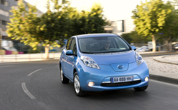 Nissan electric vehicle sales soar, as industry celebrates fresh green car investment