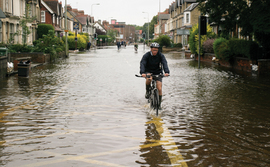 Environment Agency chair: 'We must build climate resilience into everything we do'