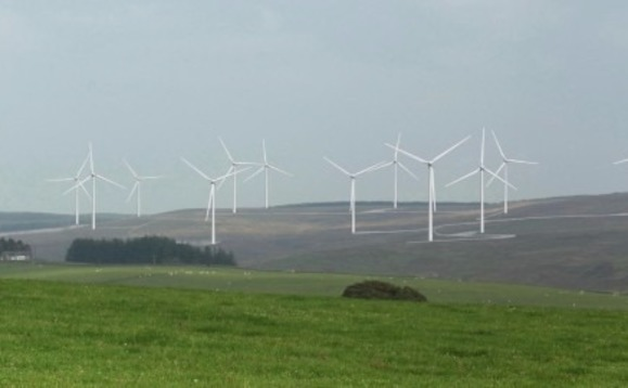Muirhall Energy wins planning approval for 48MW onshore wind farm