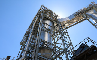 Morehouse BioEnergy, an existing Drax Biomass wood pellet plant in Louisiana | Credit: Drax