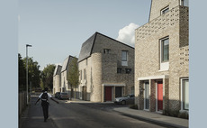 The award-winning zero carbon housing estate Goldsmith Street in Norwich | Credit: Tim Crocker