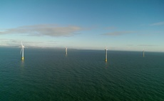 The 90MW Barrow offshore wind farm in the Irish Sea | Credit: Ørsted