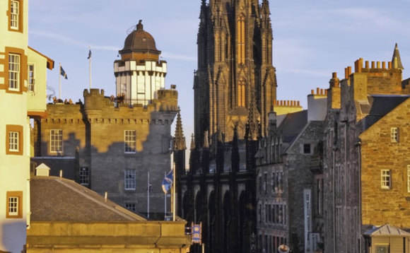 Edinburgh will be one of a handful of cities to get a new climate commission