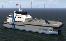 Ørsted orders 'UK's first' battery-hybrid crew ships to serve Hornsea offshore wind farm